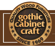 Gothic Cabinet Craft - Wood Furniture Blog