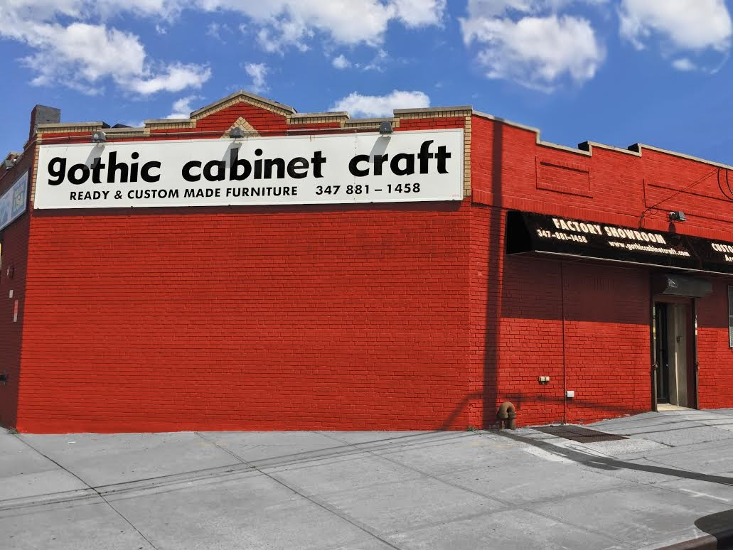 Gothic Cabinet Craft Factory Maspeth Queens